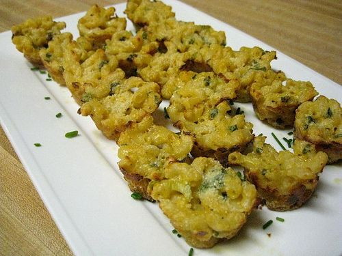 mac and cheese bites | Food..Tailgate/Gameday Recipes & Ideas | Pinte ...