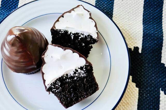 Hi hat cupcakes | Cupcake Ideas | Pinterest