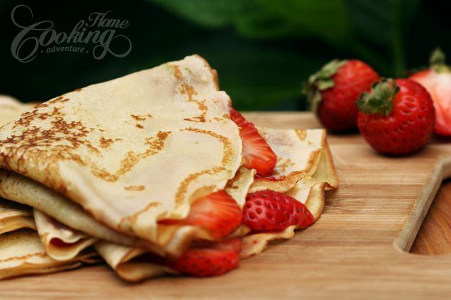 Best crepes ever!! This is a recipe I repeat very often. My mom used ...