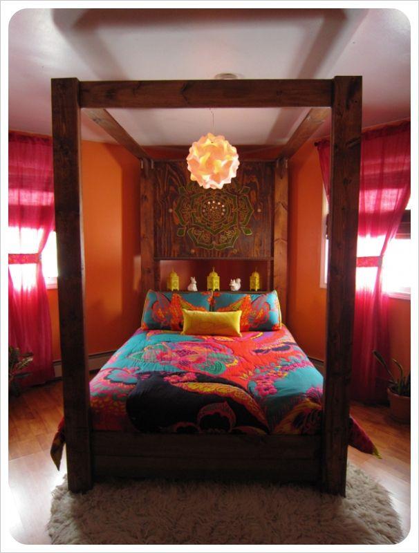 Bohemian Style Bedroom Bedroom Pinterest