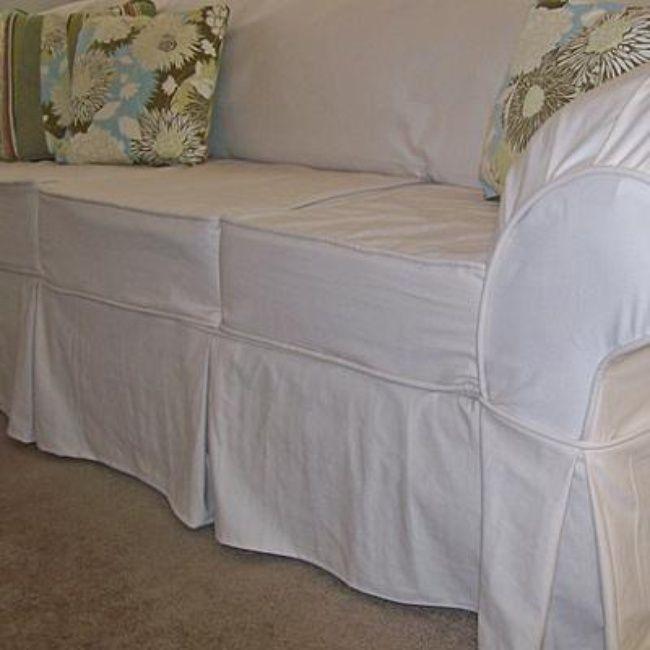 Diy Sofa Slipcover Sofas D I Y Pinterest