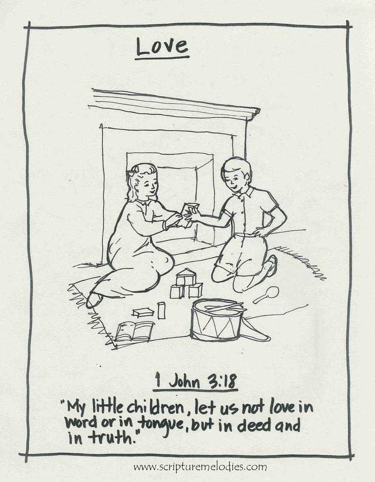 john 3 coloring pages - photo#17