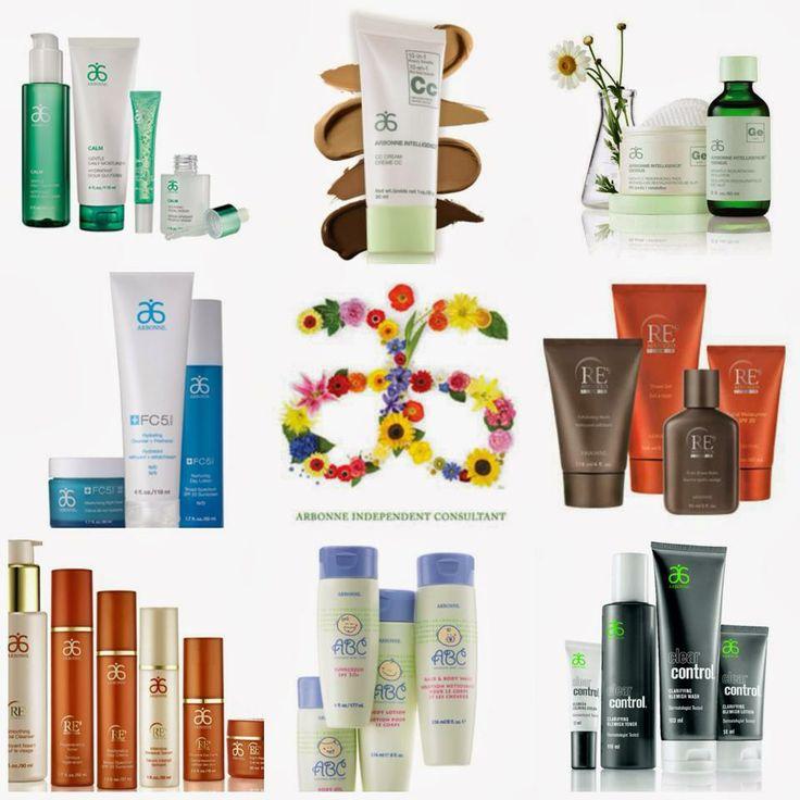 Arbonne Product Range  Arbonne  441145525  Pinterest