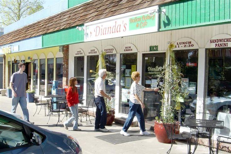 Dianda S Italian Bakery Cafe Fair Oaks Ca