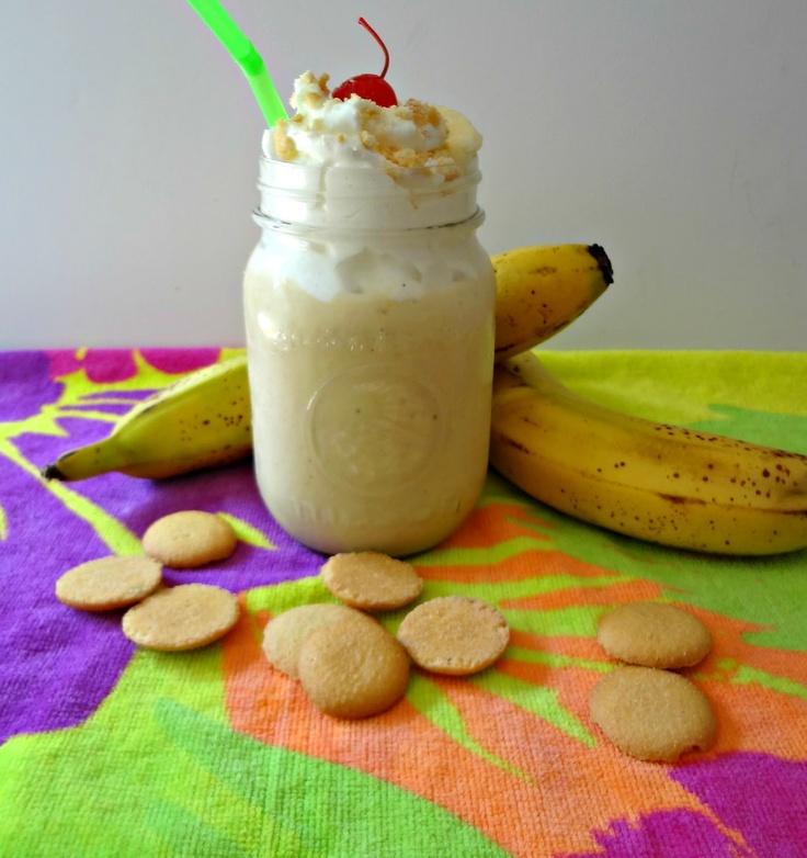 Banana Pudding Milkshake Recipes — Dishmaps