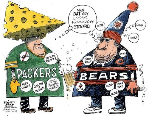 Chicago Bears Jokes - NFL Jokes - Jokes4us.com