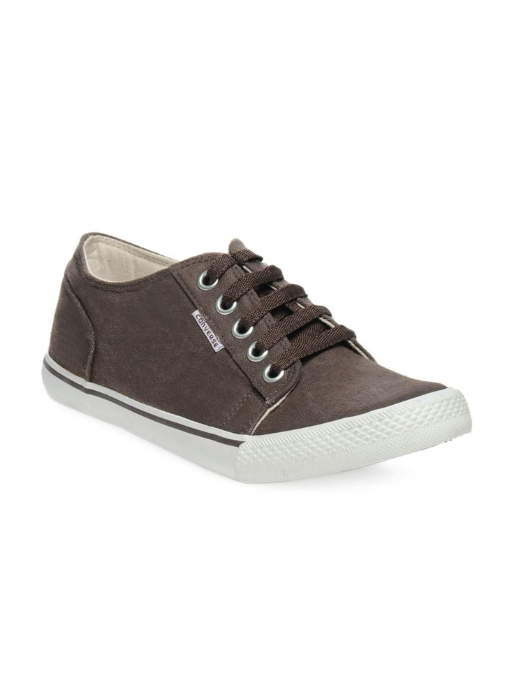 converse brown casual shoes myntra shoes