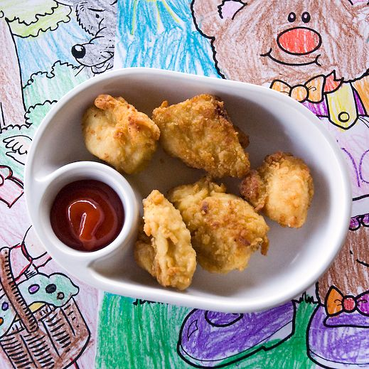 Freezer Recipe Round-up and Freezing Chicken Nuggets