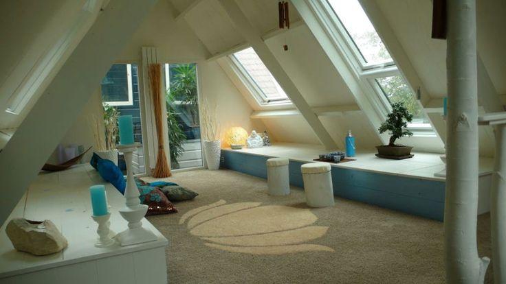 Zen Kleuren Slaapkamer : Op deze 'zen' zolder is een lotusbloem ...