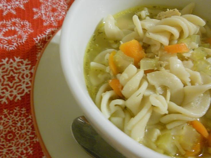you for noodle Chicken Soup Grandma's Noodle