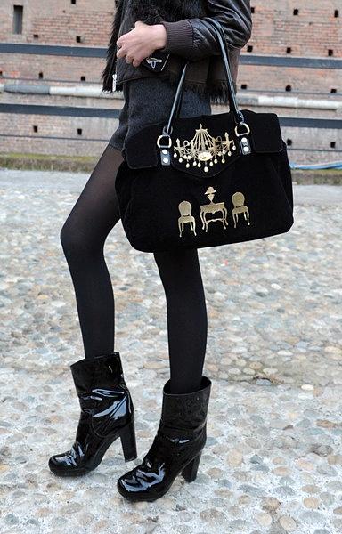 styletrove: Model legs.