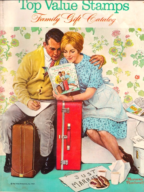 classic Norman Rockwell, 1967