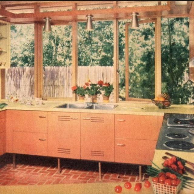Lovely wood kitchen