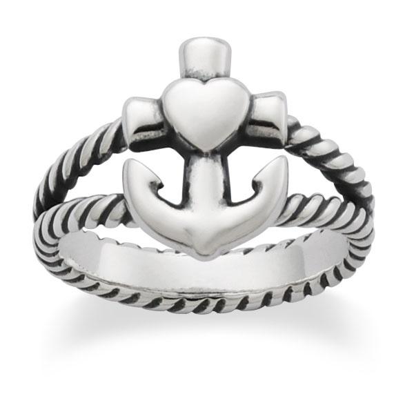 Hope Faith Love James Avery Ring