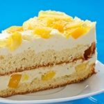 Pineapple-Mango Layer Cake | low carb living - recipes, articles and ...
