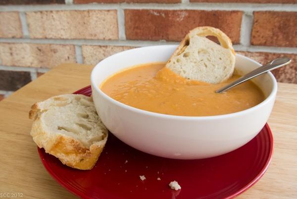 Sweet Potato Pepper Jack Soup | Soups / Stews / Chili | Pinterest