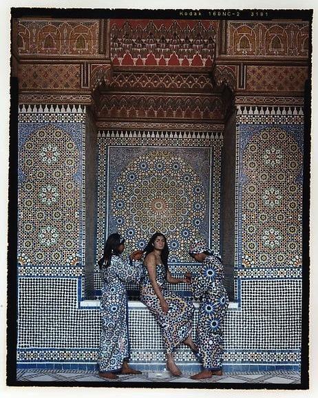 lalla essaydi orientalism