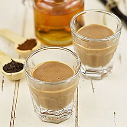Homemade Chocolate Liqueur   Drink Recipes   Pinterest
