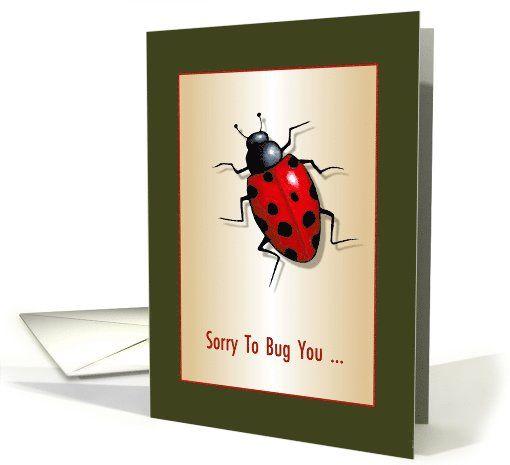 valentine's day ladybug craft