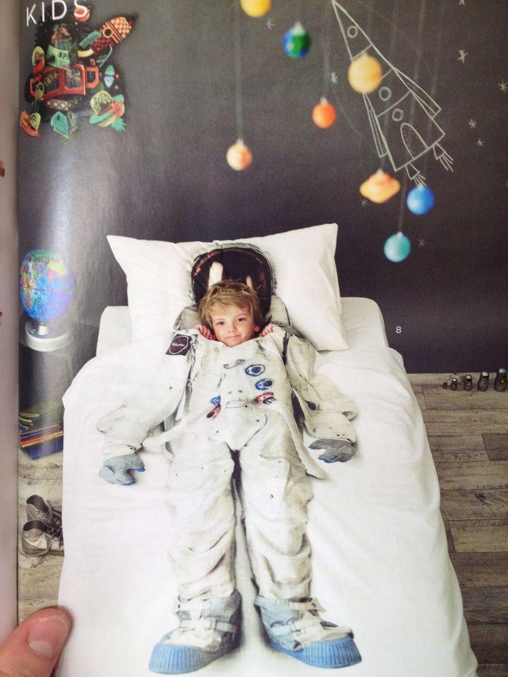 Astronaut Bedding Twin