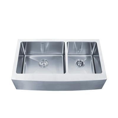 Kraus Kitchen Sinks Canada : ... 16 gauge Stainless Steel Kitchen Sink - KHF203-36 - Home Depot Canada