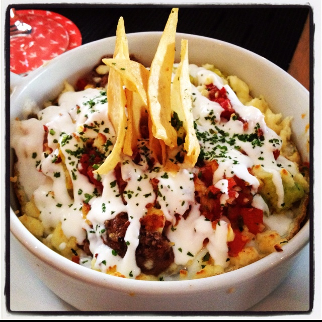 Huevos Rancheros @gallopintocafe
