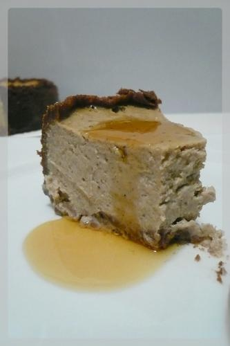 Chestnut Cheesecake | Desserts and Sweets | Pinterest