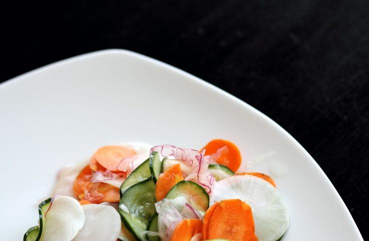 Vietnamese Pickled Vegetables | Food | Pinterest