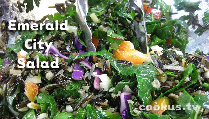 Emerald City Salad | Salads | Pinterest