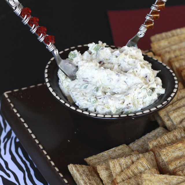 Pineapple Cream Cheese Spread | Appetizers - General / GF | Pinterest