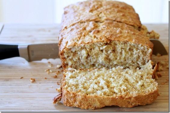 Banana-oat bread | Recipes - Desserts - mmmmnummy | Pinterest