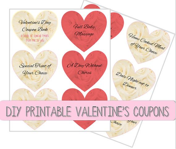 valentine day coupon ideas for her
