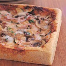 Deep-Dish Vegetable Pizza | Recipes | Pinterest