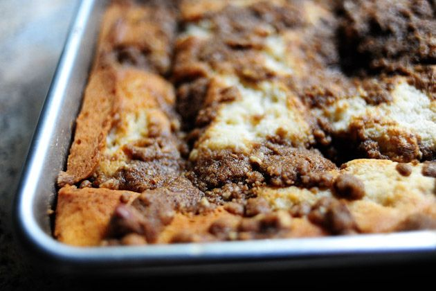 The Best Coffee Cake. Ever | Recipe