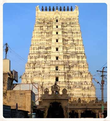 Rameshwaram Temple in Tamil Nadu | Tour Packages | Pinterest