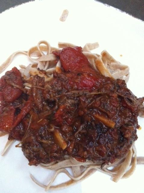 Beef Short Rib Ragu:-) | Yummy Food! | Pinterest
