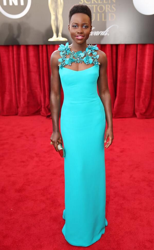 #SAGAwards - Simply stunning... massive hit