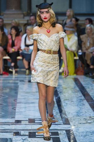 Vivienne Westwood Red Label Spring 2013 Ready-to-Wear Collection
