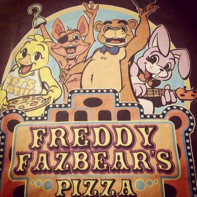 Freddy fazbear s pizza five nights at freddy s pinterest