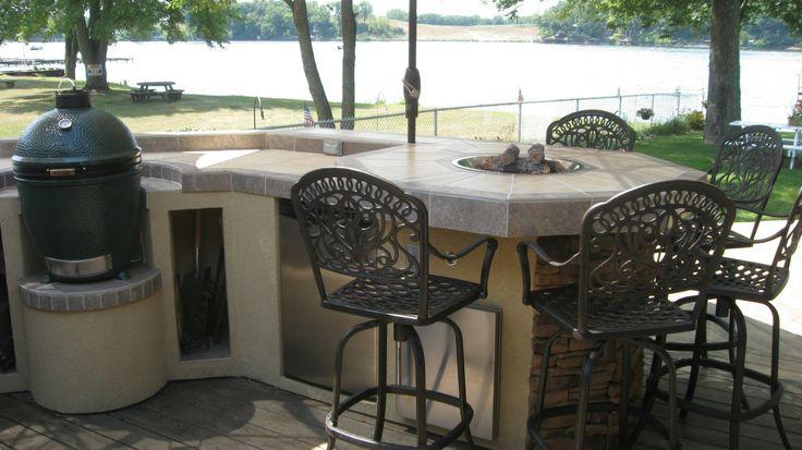 outdoor bar grill islands outdoor bar grill pinterest. Black Bedroom Furniture Sets. Home Design Ideas