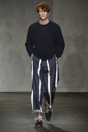 E. Tautz SS15 – London Collections: Men