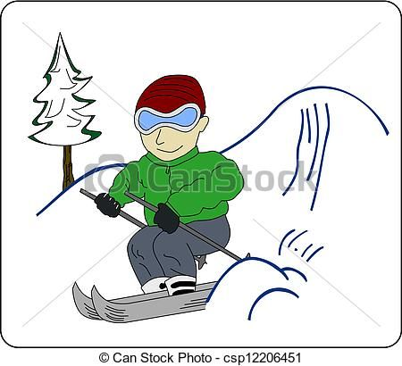 ski clip art - Google Search | Holidays: Gift Inspirations | Pinterest