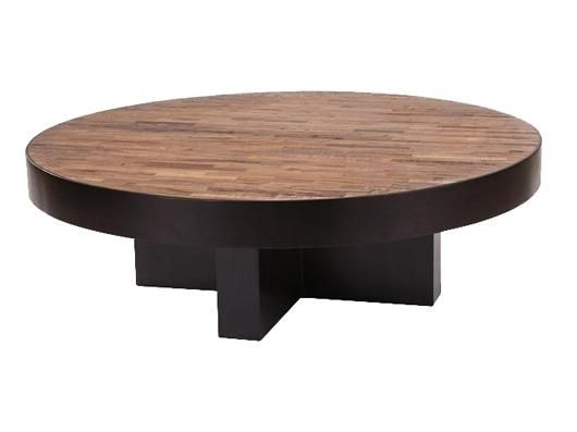 santomer round coffee table green and sustainable design ideas for