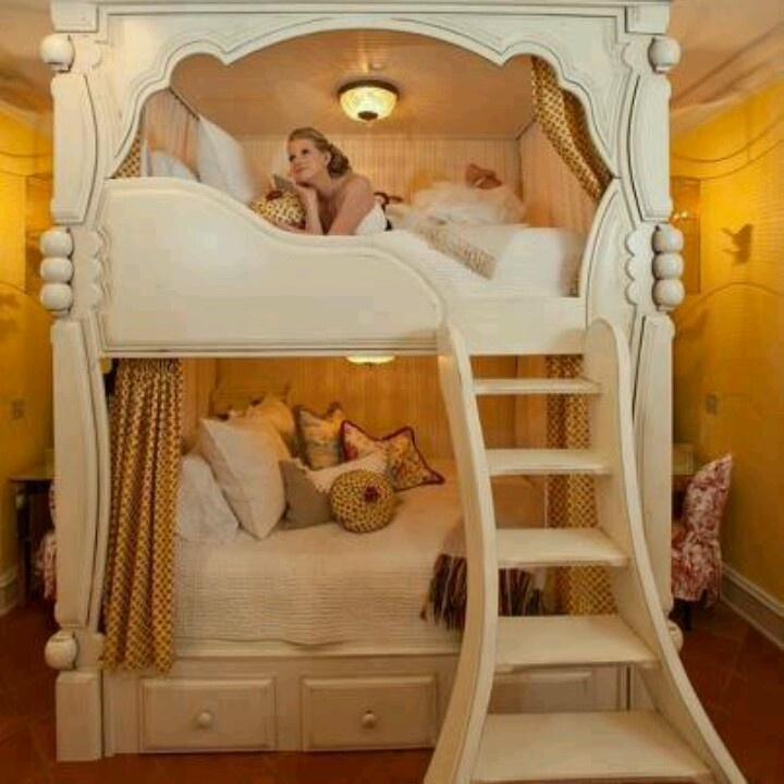 Fancy Bunk Bed Serena And Samaia Pinterest