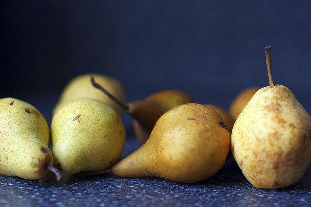 vanilla roasted pears | Wonderful Eats | Pinterest