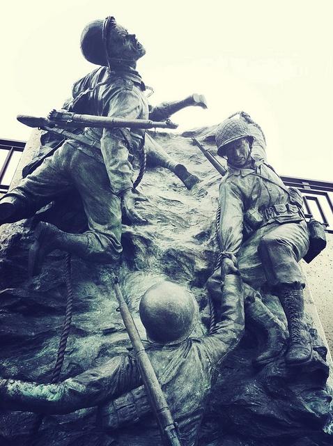 d-day memorial in bedford virginia