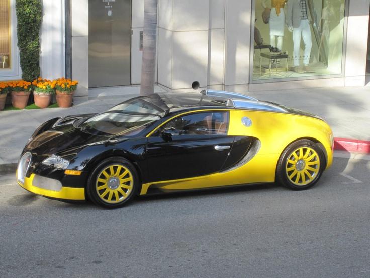 black and yellow bugatti veyron charlie pinterest. Black Bedroom Furniture Sets. Home Design Ideas