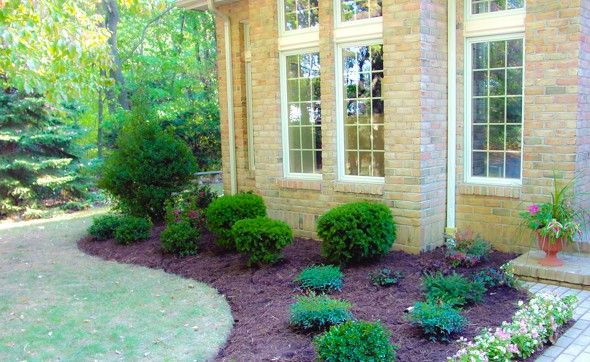 Beautiful front yard landscaping ideas garden pinterest for Beautiful front yards