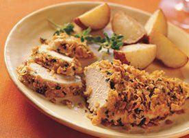 Oven Baked Garlic Chicken   Recipe