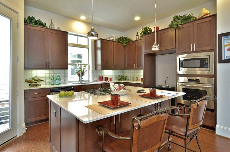 kitchen with eat in island kitchen ideas pinterest